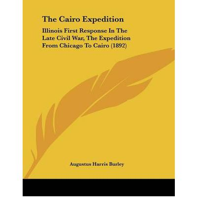 books cairo expedition illinois first response civil chicago