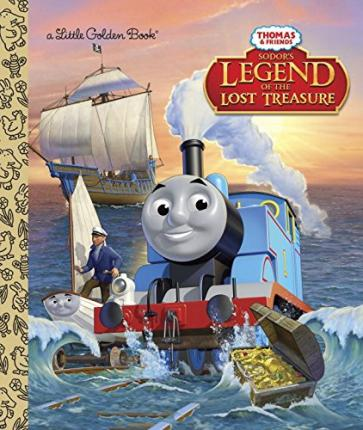 Sodor's Legend of the Lost Treasure (Thomas & Friends)