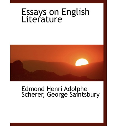Essays english literature