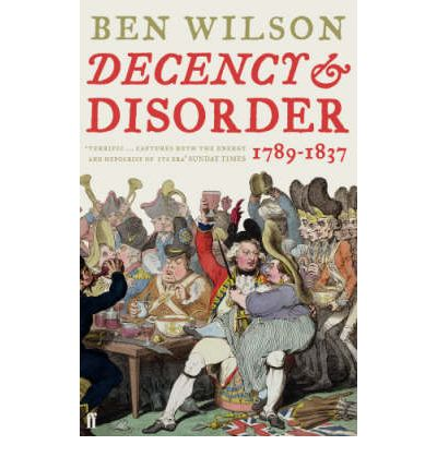 Decency and Disorder