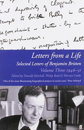 Letters from a Life: (1946-1951) Volume 3