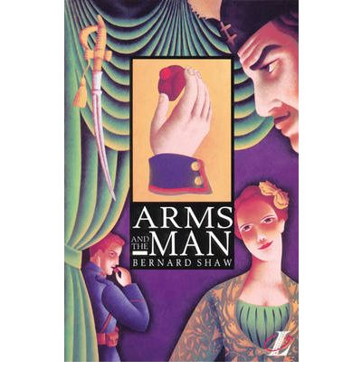 shaw arms and the man Short summary of arms and the man by george bernard shaw short summary arms and the man: the play is a romantic comedy of a young, beautiful and sentimental girl, raina as well as her clever and over smart maid louka the play.