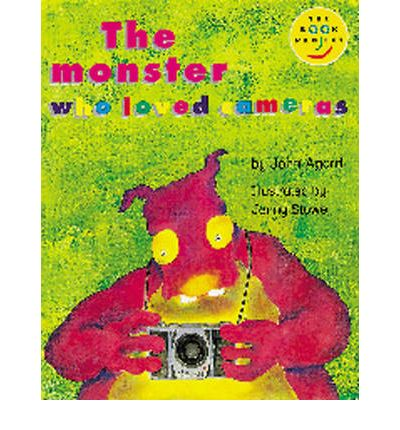Longman Book Project: Fiction: Band 4: Cluster B: Monster: the Monster Who Loved Cameras: Pack of 6