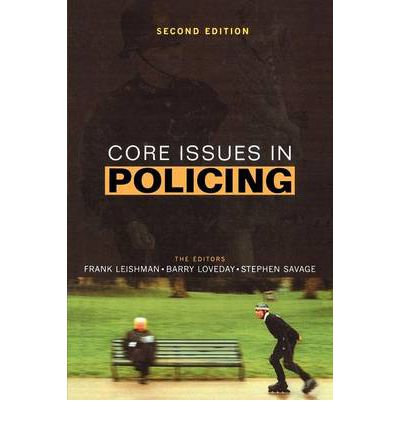 issues in policing The problems with policing the police as the justice department pushes reform,  some push back by simone weichselbaum, the marshall project no sooner.