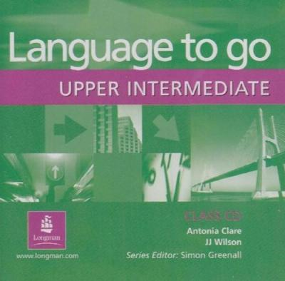 Language to Go: Upper-Intermediate Class CD