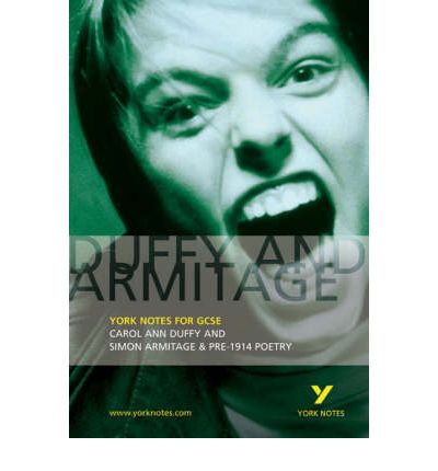 Duffy and Armitage: York Notes for GCSE