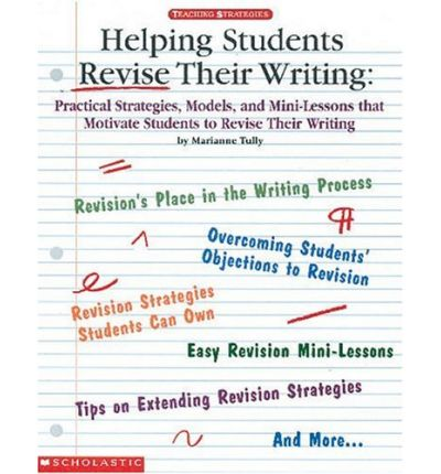 the revision habits of students in revision strategies of student writers and experienced adult writ Writers and experienced adult writers,&quot found significant differences both in what each group worried about and what each group did: &quotbut unlike the students, experienced writers make changes on all levels and use all revision operations.