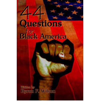 44 Questions for Black America