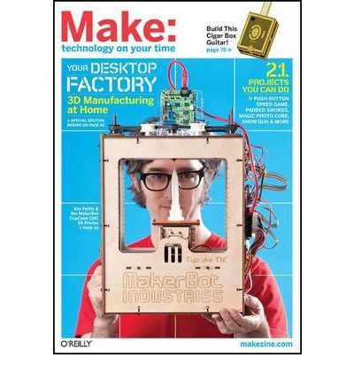 Make: Technology on Your Time: v. 21