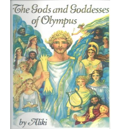 gods and goddesses of olympus list