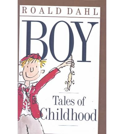 an analysis of boy tales of childhood by roald dahl