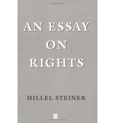 j . steiner an essay on rights