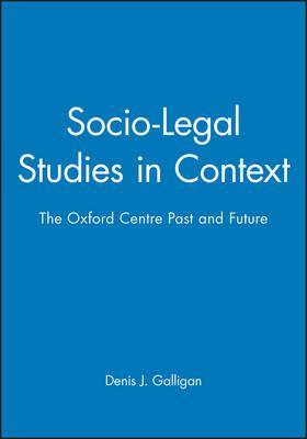socio legal research International journal of socio-legal research (issn-2393-8250) invites articles, short notes, book reviews case commentaries and other such for volume 4, issue 1.