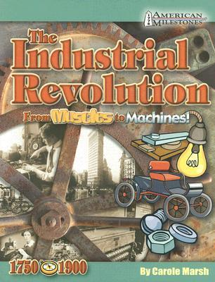 Industrial Revolution from Muscles to Machines!