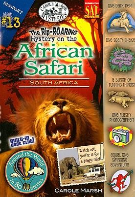 The Rip-Roaring Mystery on the African Safari