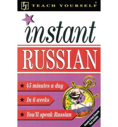 Free online books to download to mp3 Teach Yourself Instant Russian by Elisabeth Smith CHM