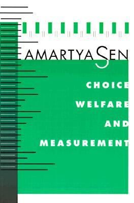 Choice, Welfare and Measurement