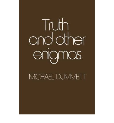 dummett essays Montaigne, on liars (essays, 19)  the most notorious are williams (1966: 18–9) and dummett (1981) other have endorsed a comparable view,.
