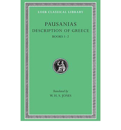 Description of Greece: Attica & Corinth L093 Bk. 1 & 2, v. 1