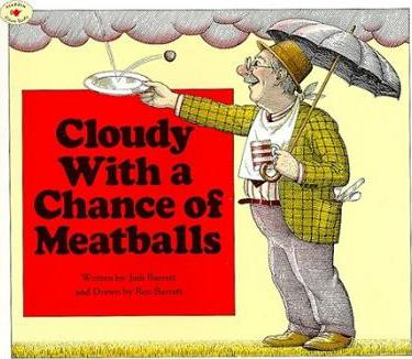 Cloudy with Chance Meatballs