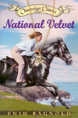 National Velvet Book and Charm