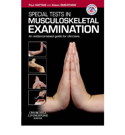 Special Tests in Musculoskeletal Examination