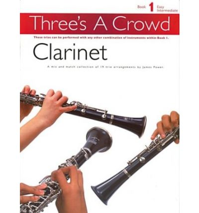 Three's A Crowd: Bk 1