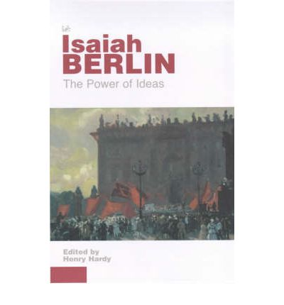 concepts and categories philosophical essays by isaiah berlin