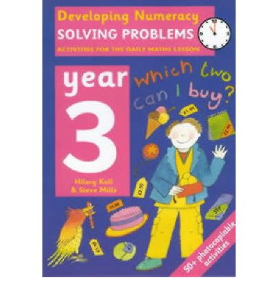 Solving Problems: Year 3
