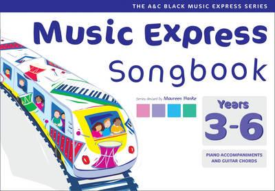 E-Books kostenlos herunterladen Music Express Songbook : All the Songs from Music Express: Year 3-6 PDF MOBI 9780713667837 by Maureen Hanke