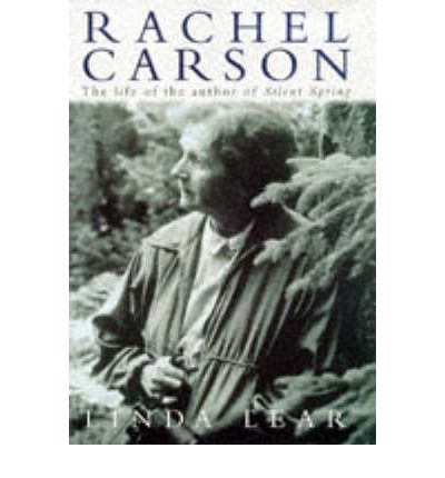 a biography of rachel carson an author of a book on pollution Other and their environment carson wrote two more books about the sea, which  made her a national best-selling author on ocean life by 1955, she was finan.