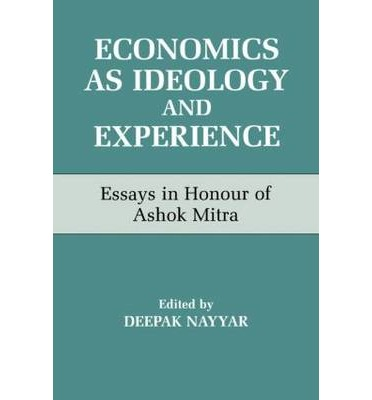 As ashok economics essay experience honor ideology in mitra