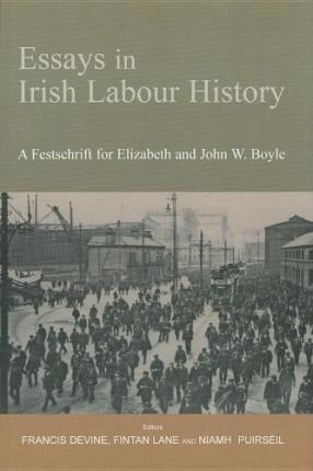 Essays in labour history