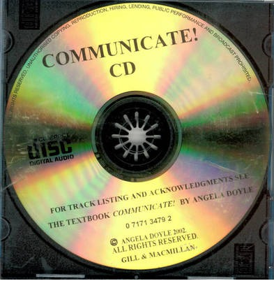 Communicate!: Teacher's CD