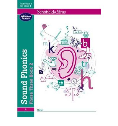 Sound Phonics Phase Three Book 2