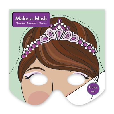 Princesses Make-A-Mask