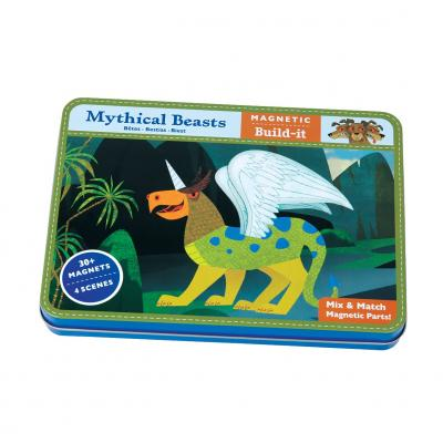 Mythical Beasts Magnetic Build-It