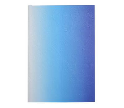 Neon Blue A5 Ombre Paseo Notebook