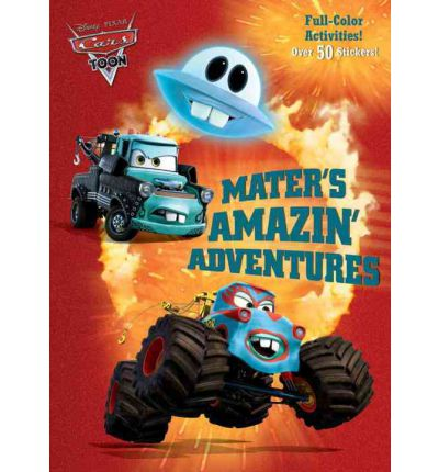 Mater's Amazin' Adventures (Disney/Pixar Cars)