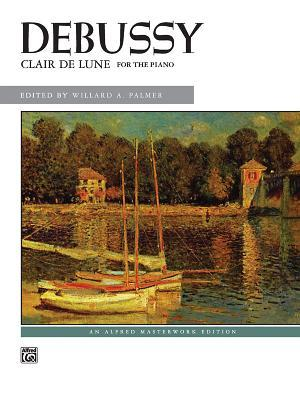 Clair de Lune (from Suite Bergamasque)