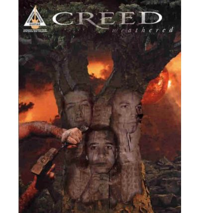 Creed -- Weathered : Authentic Guitar Tab