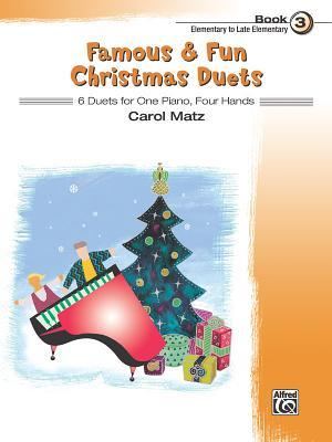 Best ebook forums download ebooks Famous & Fun Christmas Duets, Bk 3 : 6 Duets for One Piano, Four Hands 9780739098905 PDF by -