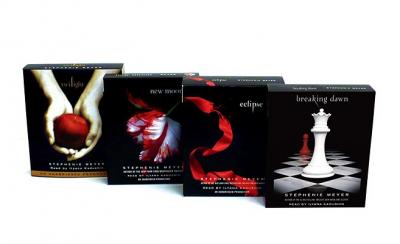 Twilight Saga Audio Set