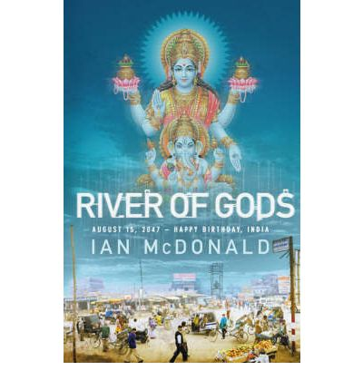 gods work by ian mcdonald A journey into india's future ian mcdonald's faithful readership will be well rewarded with the publication of his new novel, river of gods, which represents imaginative, extrapolative.