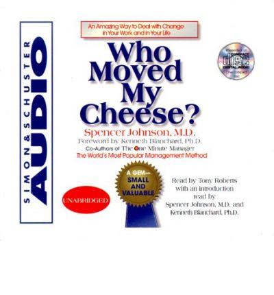 who moved my cheese by spencer As i read through dr spencer johnson's book, who moved my cheese, (admittedly, i'm a bit behind on my reading list) i understood why people either seem to love it or hate itdepending on your.