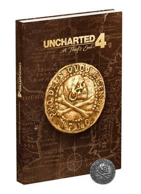 Uncharted 4: A Thief's End Collector's Edition Strategy Guide