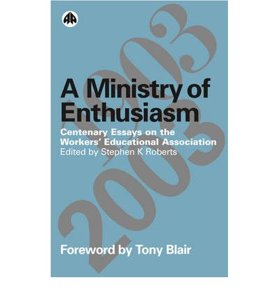 A Ministry of Enthusiasm