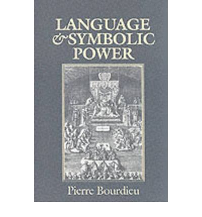Language and Symbolic Power
