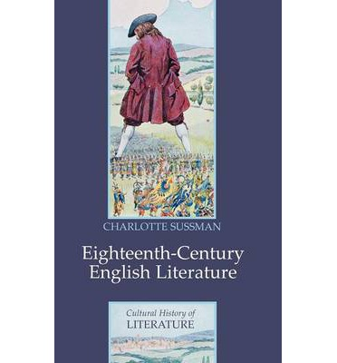Eighteenth Century English Literature