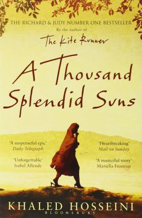 a thousand splendid suns reivew A thousand splendid sunsby khaled hosseinibloomsbury ₤ review by sarah chayes june 8, 2007 a thousand splendid suns by khaled hosseini bloomsbury ₤1699.